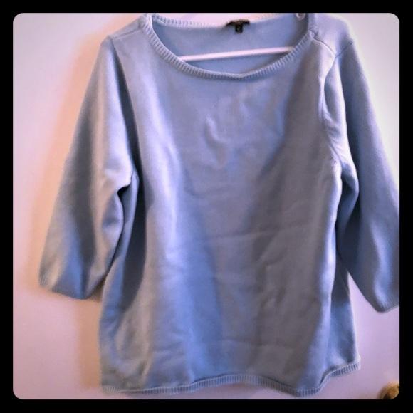 Talbots Sweaters - Dolman Sleeve Boatneck Sweater